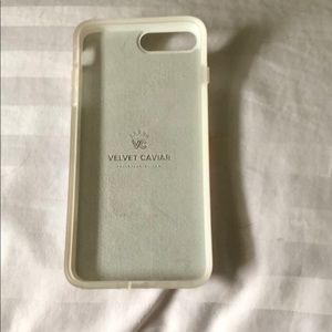 Velvet Caviar Accessories - Velvet Caviar iPhone 6/7/8 plus case